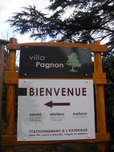 Journée découverte de la Villa Pagnon