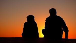 La rencontre entre parent et enfant