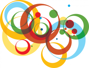 cercles couleur