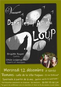 Affiche Loup 12dec2018